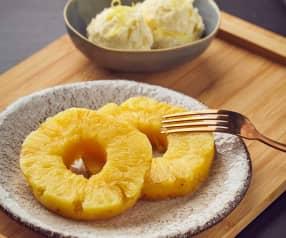Ananas al rum a Cottura Lenta