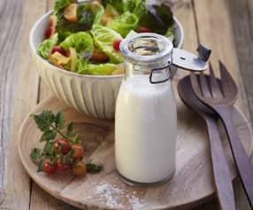 Veganes Sylter Salatdressing