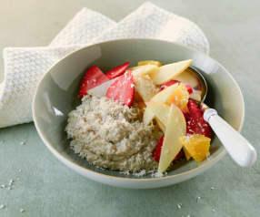 Erdmandel-Kokos-Frühstück