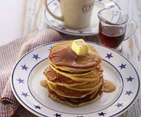 Pancakes, amerikanisch