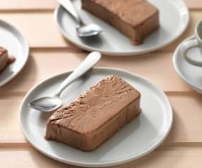Semifreddo al cioccolato/caffé
