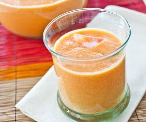 Smoothie pomarańczowo-pomidorowe