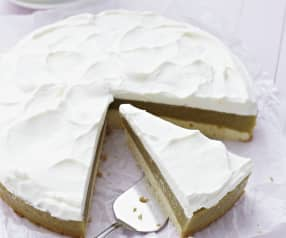 Rhabarber-Sahne-Kuchen
