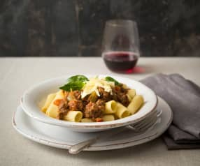 Lamb and fennel ragu