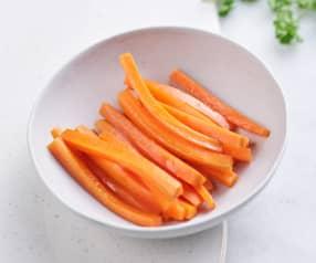 Bastones de zanahoria dorados (200 g)