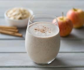 Warmer Apfelstrudel-Smoothie