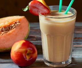 Frucht-Joghurt-Smoothie