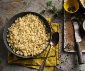 Bulgur de grano medio (Cocción de arroz)