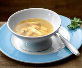 Eierstich (Suppeneinlage)