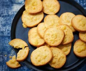Biscuits au comté