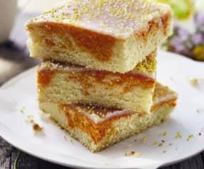 Zitronen-Konfetti-Kuchen