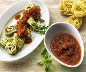 Ragù di verdure con cottura nel Varoma