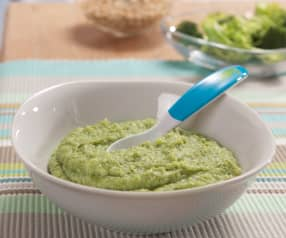 Buckwheat with Broccoli