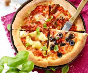 Pizza Vier Jahreszeiten