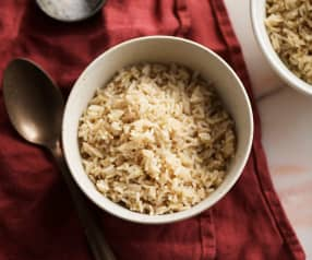 Basic Long Grain Brown Rice