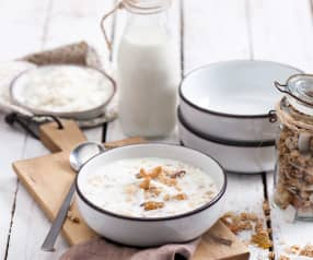 Kokosová granola