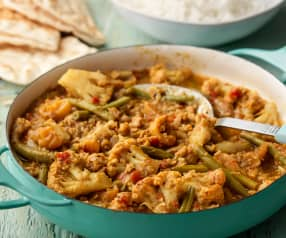 Cape Malay Vegetable Curry