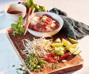 Vietnamesische Beef Pho