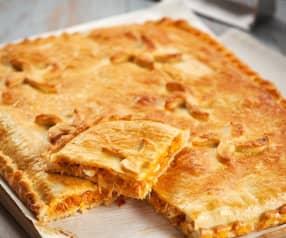 Thunfisch-Empanada (Pastete)