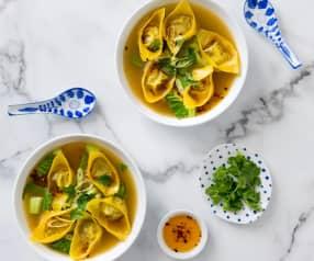 Wonton soup (pork)