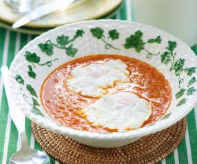 Tomatada de ovos