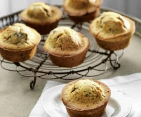 Muffins mit Schokoladenstückchen