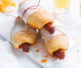 Hot dog de chistorra