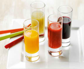 Fruit coulis