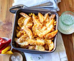 BBQ Kartoffeln