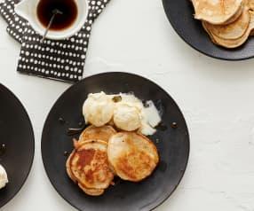 Bananen-Schoko-Pancakes