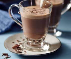 Gorąca czekolada z przyprawami korzennymi