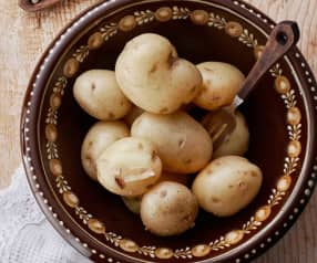 Gschwellti (Gekochte Kartoffeln)