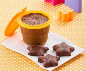 'Masa de chocolate' para jugar