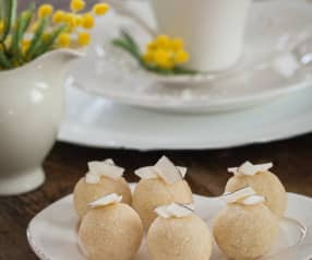 Biscotti al cocco (vegan - senza glutine)