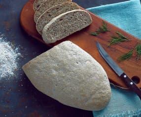 Pane al finocchietto selvatico e pepe