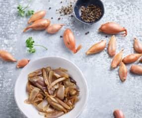 Schalotten andünsten (250 g)