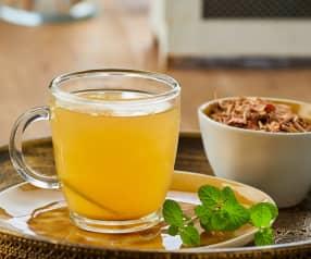 Tisana digestiva menta e lemon grass