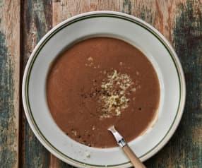 Soupe bâloise à la farine