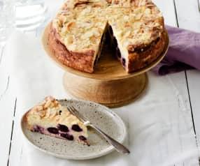 Milchreis-Kirsch-Kuchen