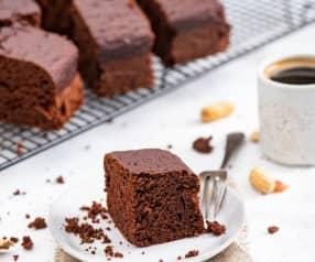 Brownie fasolowo-gryczane