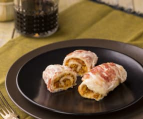 Involtini di pollo all'arancia
