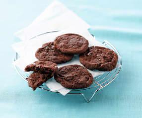 Schoggi-Cookies