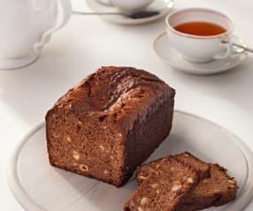 Pan dulce de dátiles y cacahuetes