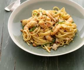 Shrimp & Crab Linguine