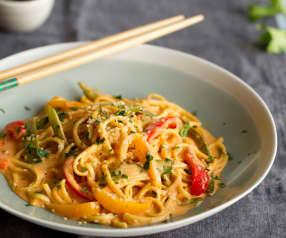 Thai Curry Noodles