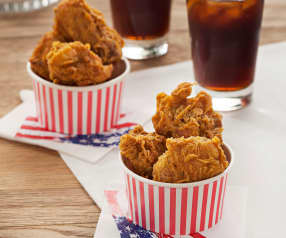 Smažené kuře a la Kentucky