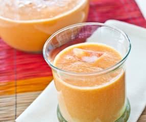 Jus de tomate et orange