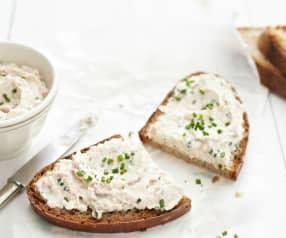 Frischkäse-Senf-Creme