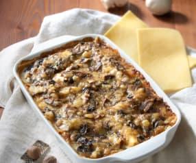 Gluten-Free Mushroom Lasagna
