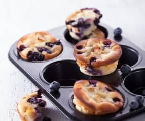 藍莓蘋果約克夏布丁
